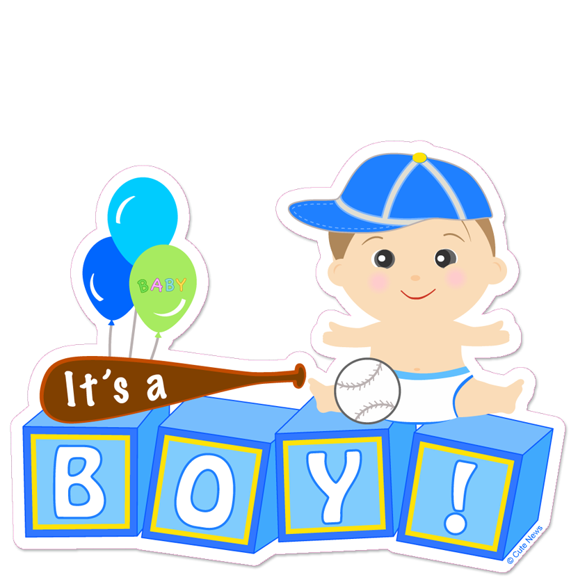 it�s a baby boy cute news